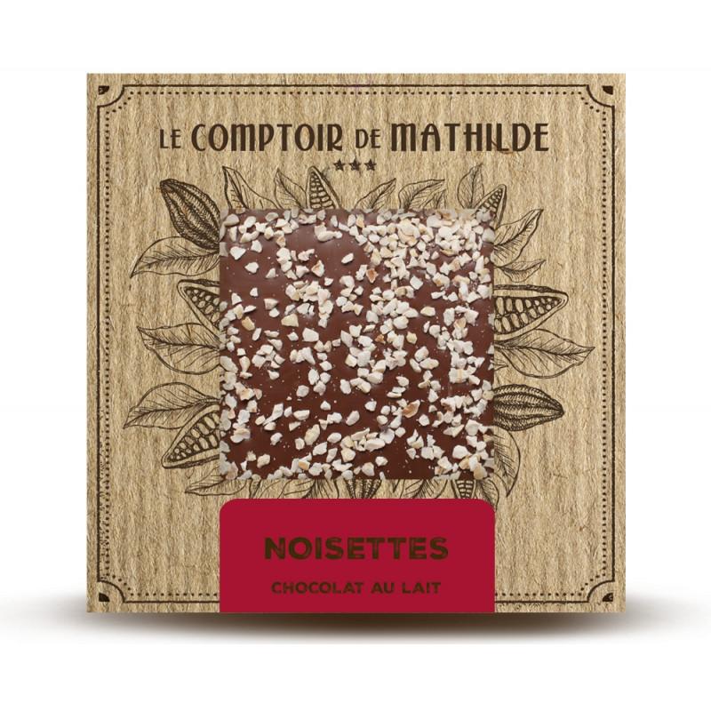 Noisettes - Chocolat lait
