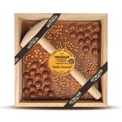 Perles Caramel chocolat au lait
