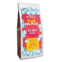 Sachet Thé glacé Fraise vanillé