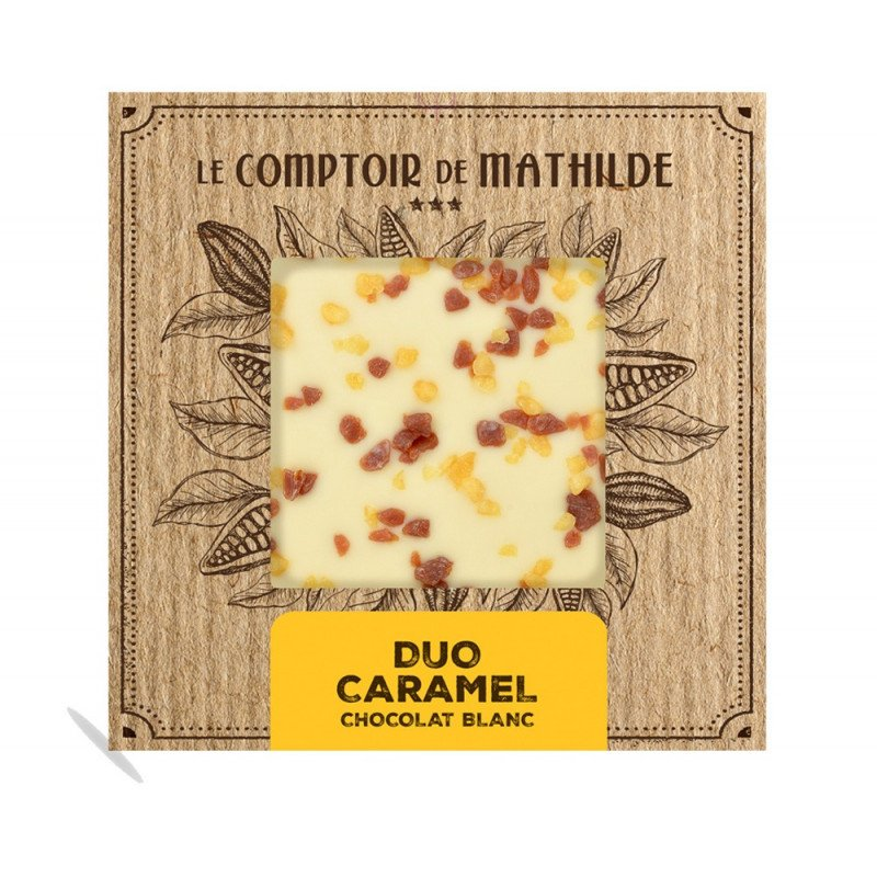 Tablette Du Caramel - Chocolat Blond