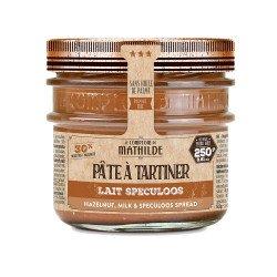 Lait Noisette Spéculoos - Pâte à Tartiner
