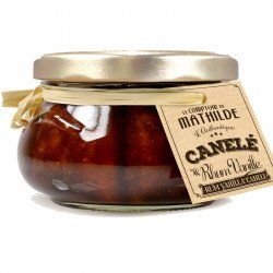 Canelé au rhum vanille - 260g