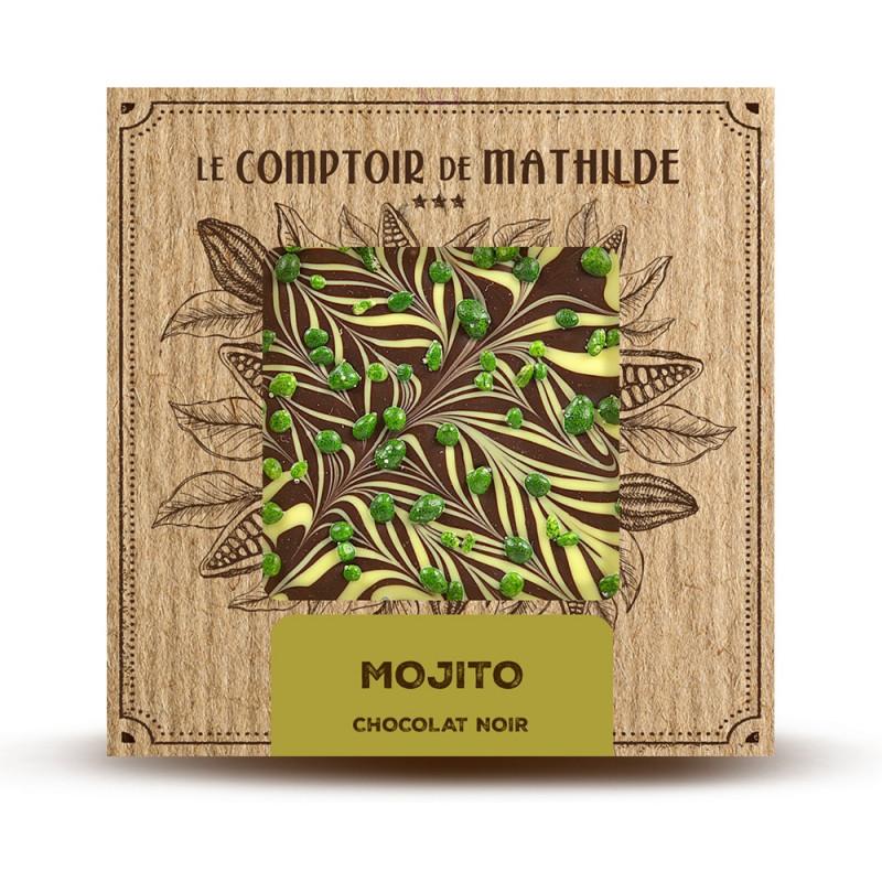 Chocolate Bar Mojito - Dark chocolate