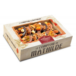 Mendiants 2 chocolates box