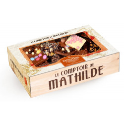 Coffret Napolitains 3 chocolats