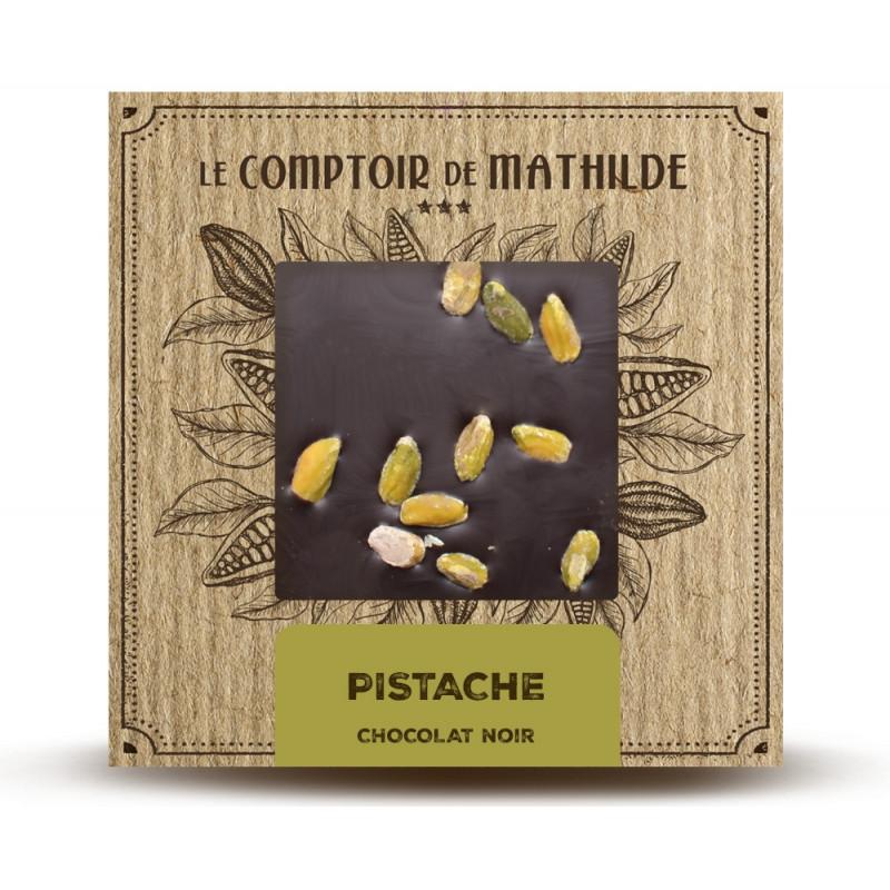 Pistache - Chocolat noir