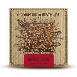Tablette Spéculoos - Chocolat lait