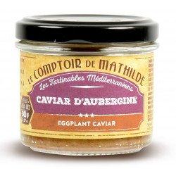 Caviar d'Aubergine - Tartinable