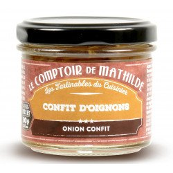 Confit d'Oignons tartinable 90g