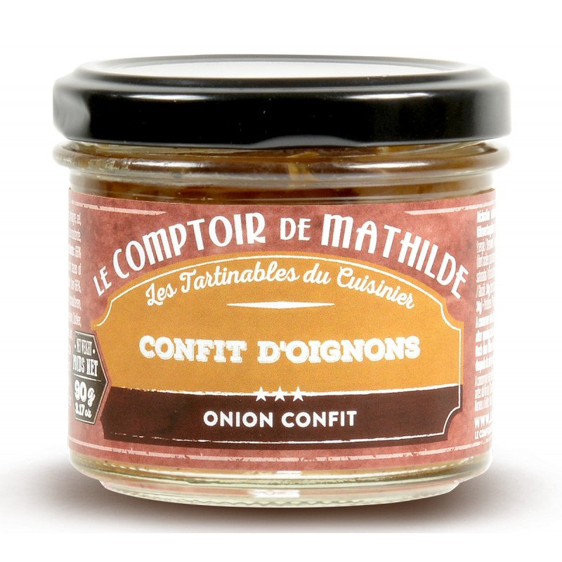 Onion Confit spreadable 3.17oz