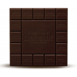 Tablette Nature - Chocolat noir