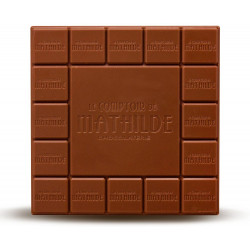 Milk Chocolate Tablet 35% Cocoa