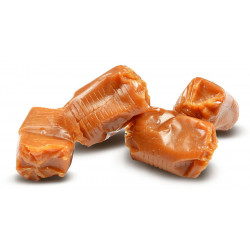 Soft salted butter caramel with fleur de sel - Sweetness of Provence
