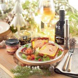 Foie gras de canard entier du Sud-Ouest IGP - 180 g