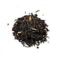 Nuit coquine : Thé noir aromatisé fraise des bois