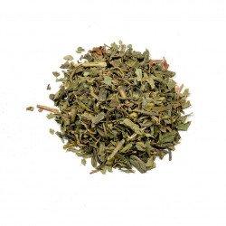 Fresh kiss : Thé vert à la menthe