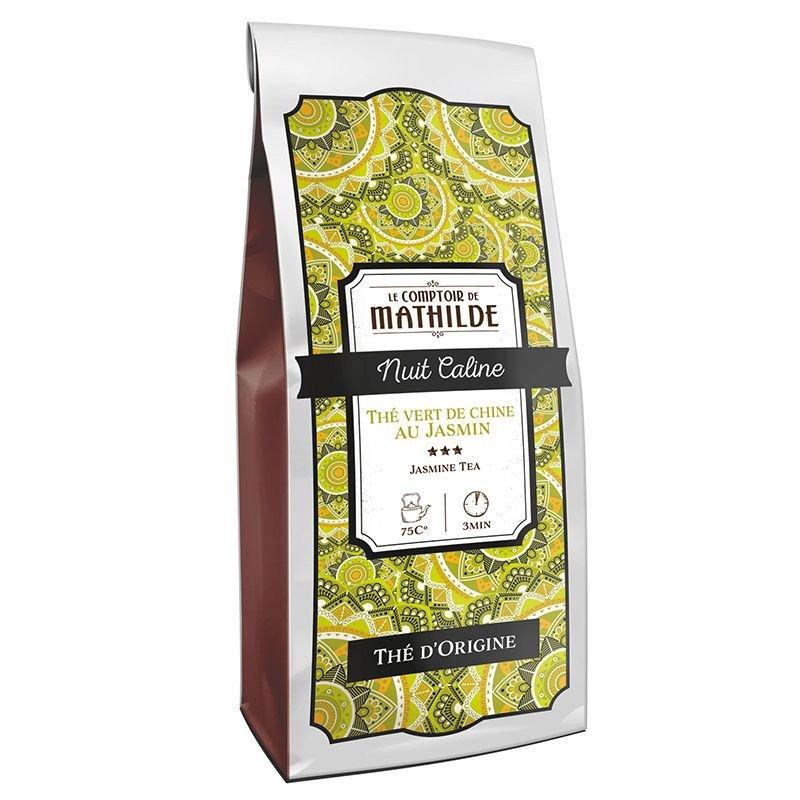 Nuit caline : Jasmine tea