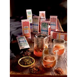 Décolleté charnel : Infusion Rooibos agrumes