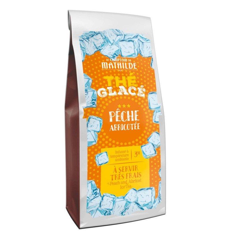 Thé glacé Pêche abricotée