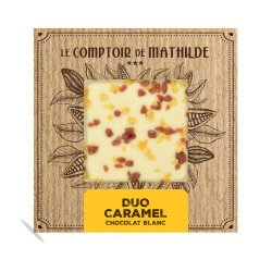 Tablette Du Caramel - Chocolat Blond