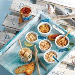 Bar with Chorizo Seafood spreadables 3.52oz