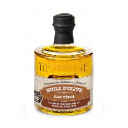 Culinary preparation of Olive oil with Cep Mushrooms 8.45fl.oz