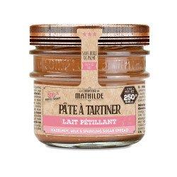Lait Noisette Pétillant - Pâte à Tartiner
