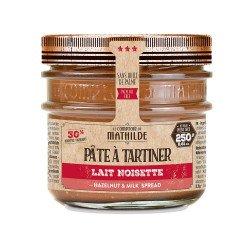 Lait Noisette - Pâte à Tartiner