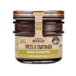 Noir Noisette Pâte à Tartiner 20% 250g