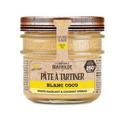Blanc Coco - Pâte à Tartiner