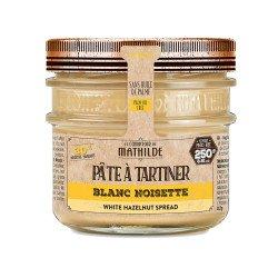 Blanc Noisettes - Pâte à Tartiner