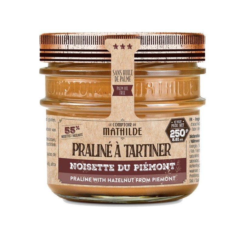 Noisette du Piémont - Pâte à tartiner