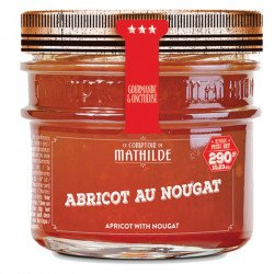 Apricot with nougat - Jam