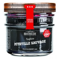 Confiture à la Myrtille sauvage
