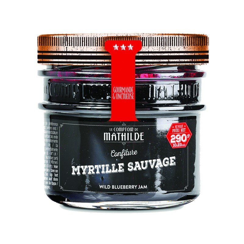 Myrtille sauvage - Confiture