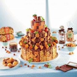 Cake à la cerise Amarena