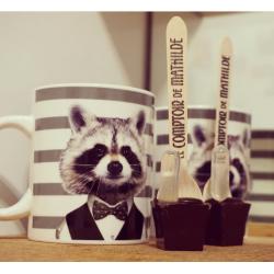 Chocolat Noir / Rhum - Hot Chocolate®