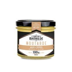 Coffret Gourmet Cèpes & Bolets moutarde 100g tartinable parmesan 90g