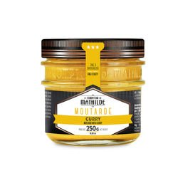 Mustard with Curry 250g