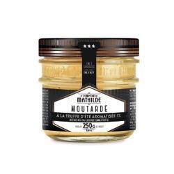 Moutarde à la Truffe d'été - 250g