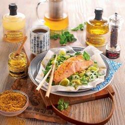 Moutarde à l'huile d'olive Noix & Arôme Figue - 100g