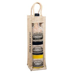 "Stackable Trio ""Truffle"" pink himalayan salt balsamic vinegar olive oil"