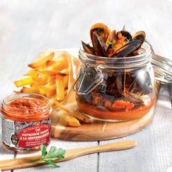 Crevettes à la thaïlandaise tartinable 100g