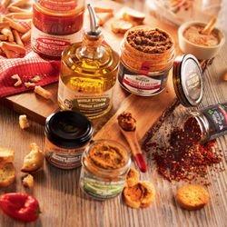 Courgettes grillées au miel tartinable 90g