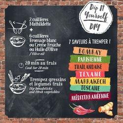 Parisian Dip mix 0.70oz