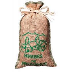 Recharge Sac Jute Herbes de Provence - 150 g