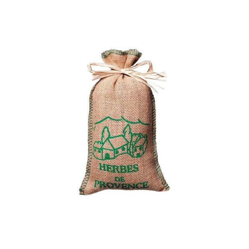 Recharge Sac Jute Herbes de Provence