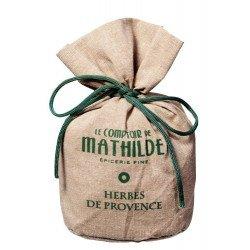 Provence herbs in a linen Bag 5.29oz.