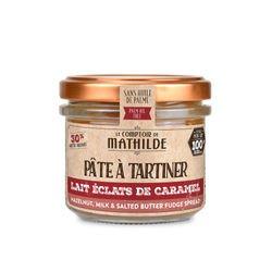 Milk hazelnut salted butter fudge chips - Spread 3.53oz