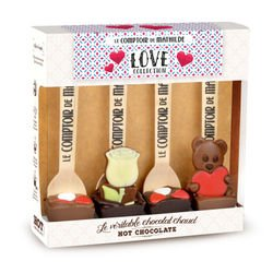 Love Collection - 4 Hot Chocolate®